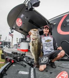 FLW Tour Day 2 - Lake Toho